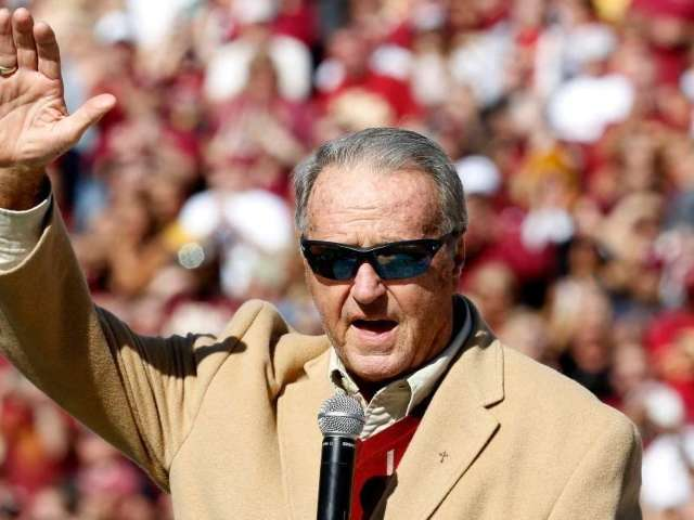 Legendary Florida State Football Coach Bobby Bowden Diagnosed With Terminal Illness
