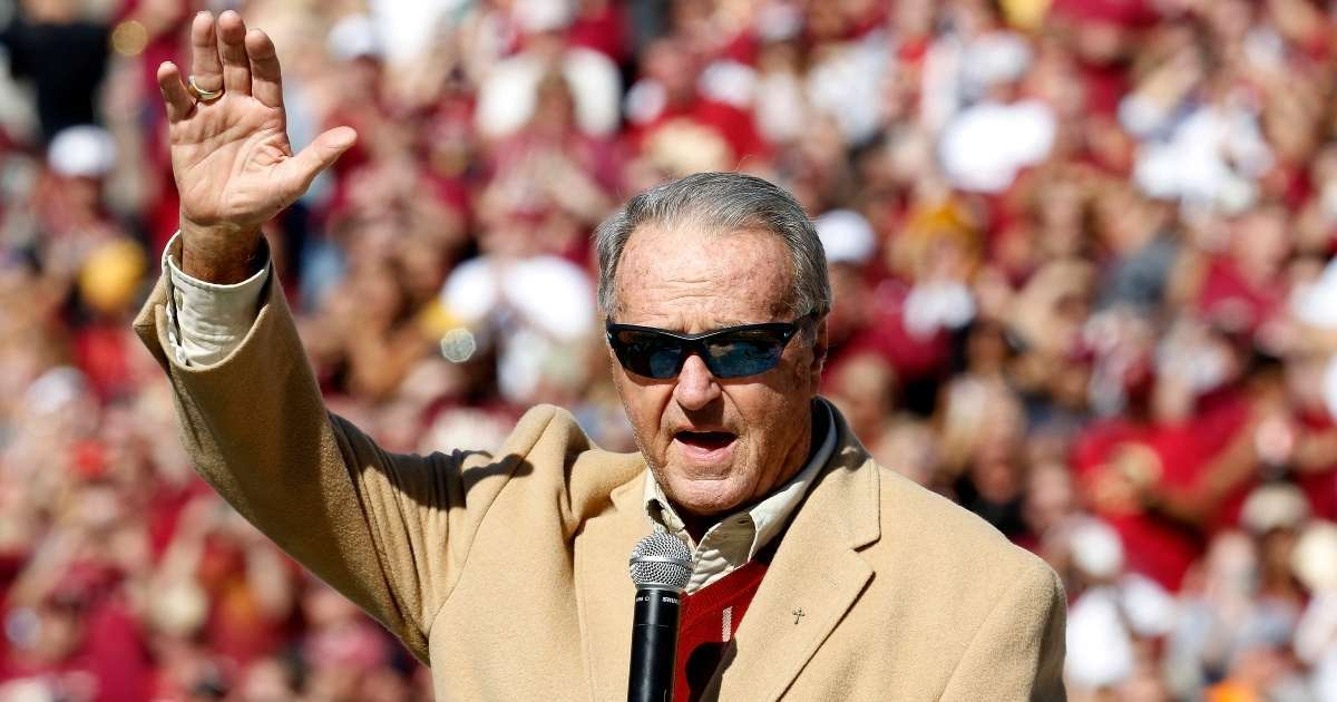 Bobby Bowden legendary Florida State coach diagnosed terminal illness