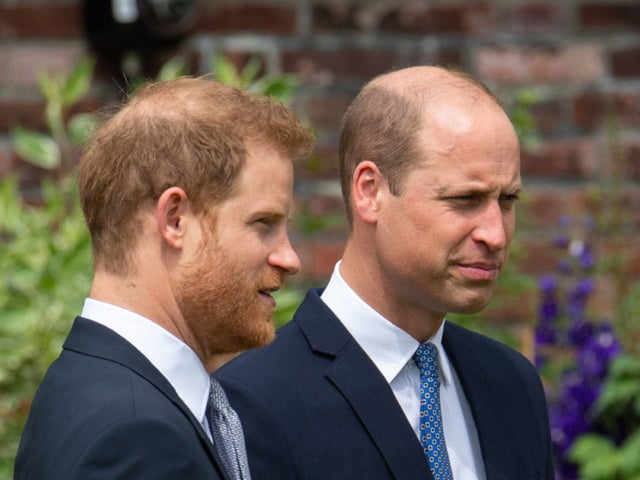 Prince William and Prince Harry Release Rare Joint Statement on Princess Diana's 60th Birthday