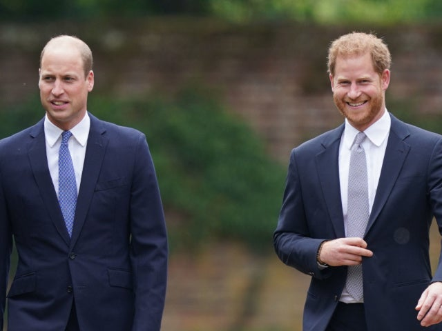 Prince Harry and Prince William Won't Spend 'Quality Family Time' Together, According to Royal Experts