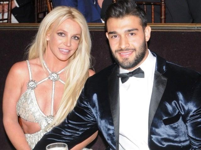 Britney Spears' Boyfriend Sam Asghari Responds to Engagement Rumors