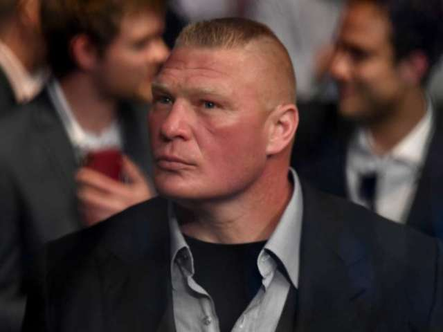 Brock Lesnar Reveals Interesting New Look Amid Speculation of WWE Return