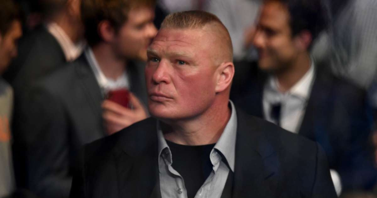 Brock Lesnar reveals interesting new look amid speculation WWE return