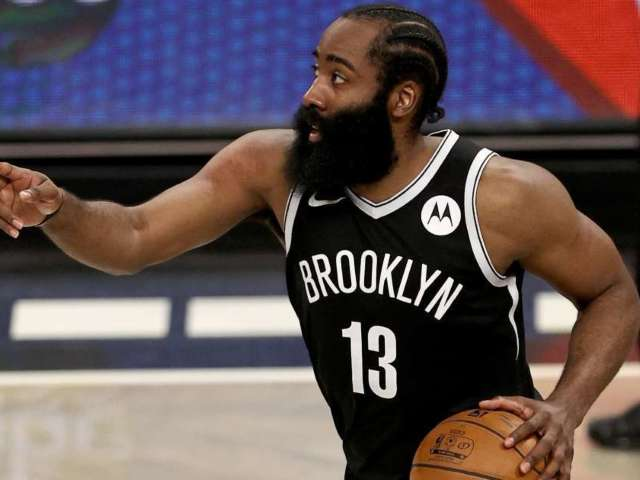 Brooklyn Nets Star James Harden and Rapper Lil' Baby Stopped by Paris Police During Fashion Week