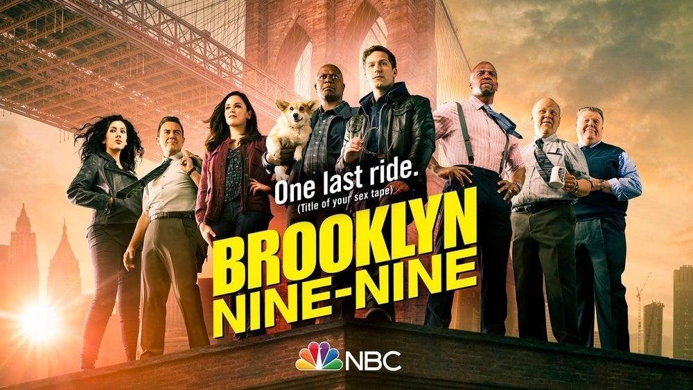 brooklyn nine-nine final season poster art