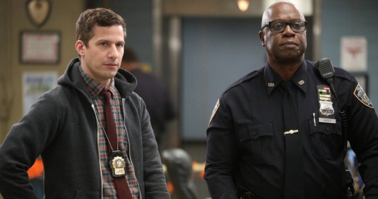'Brooklyn Nine-Nine' Poster Teases That the Cast Might No Longer Be Cops.jpg