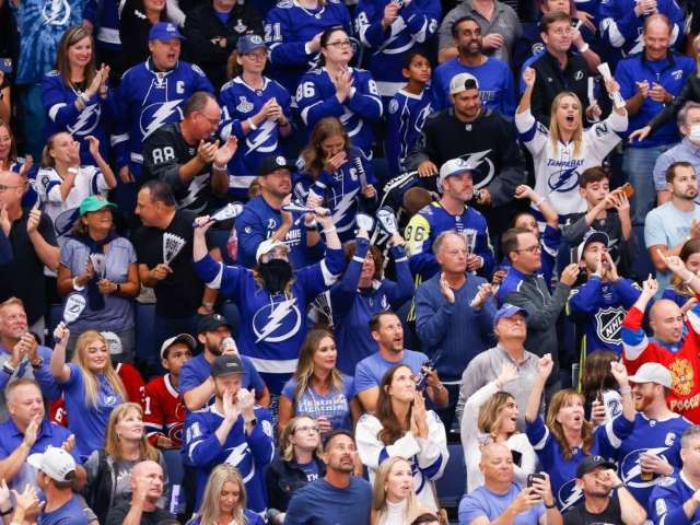 Bud Light Giving Free Beer to Tampa Bay Lightning Fans After Stanley Cup Win