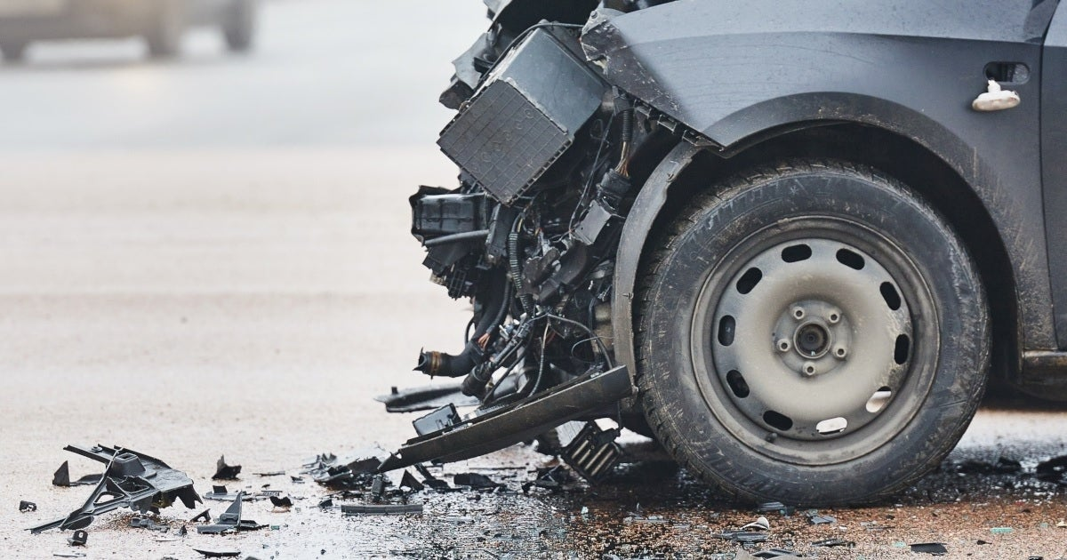 car crash getty images