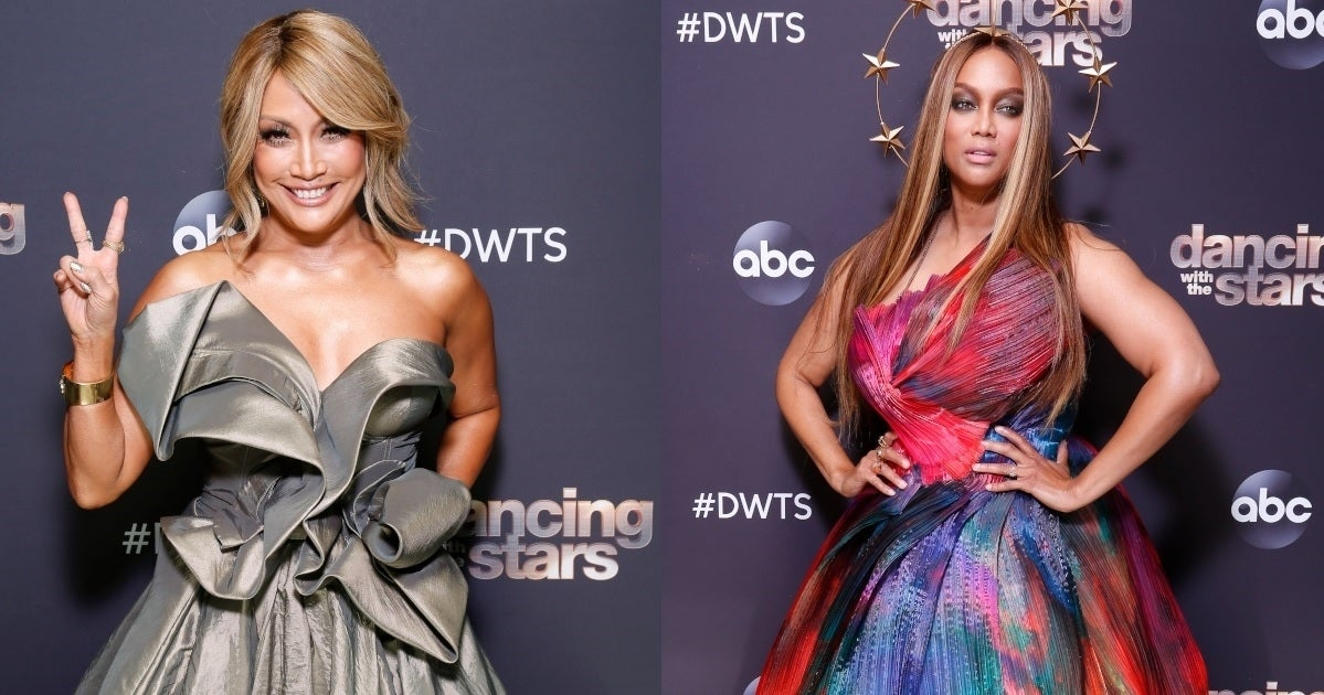 carrie ann inaba tyra banks abc