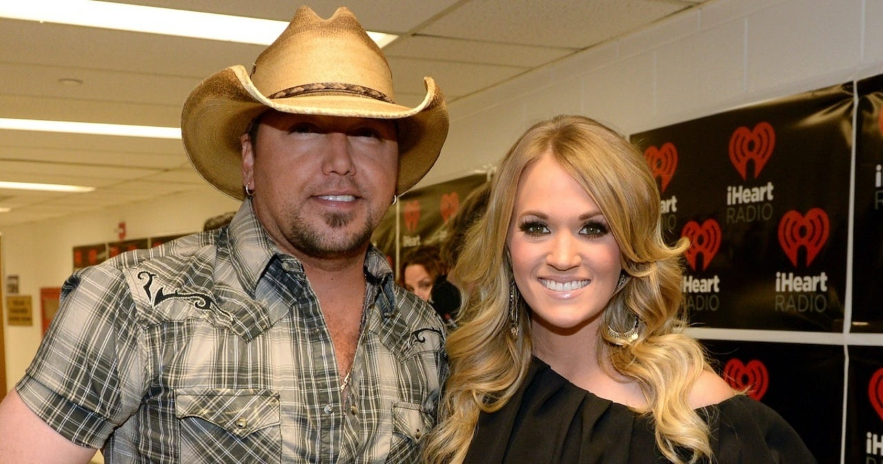 Carrie Underwood Joining Jason Aldean on Upcoming Duet 'If I Didn't Love You'.jpg