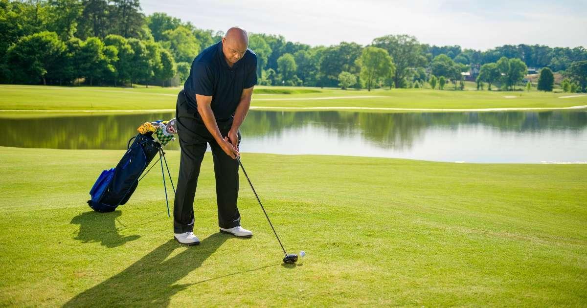 Charles Barkley grades golf swing help Max Homa