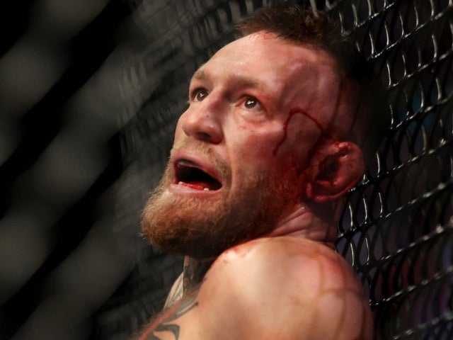 McGregor Leg Injury Video Looks Absolutely Brutal — Watch the Footage From Poirier Fight at UFC 264