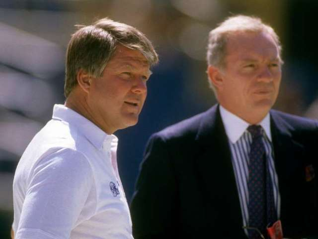 Cowboys Owner Jerry Jones Makes Emotional Confession About Split With Jimmy Johnson