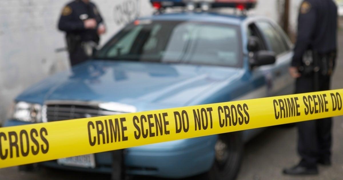 crime scene getty images