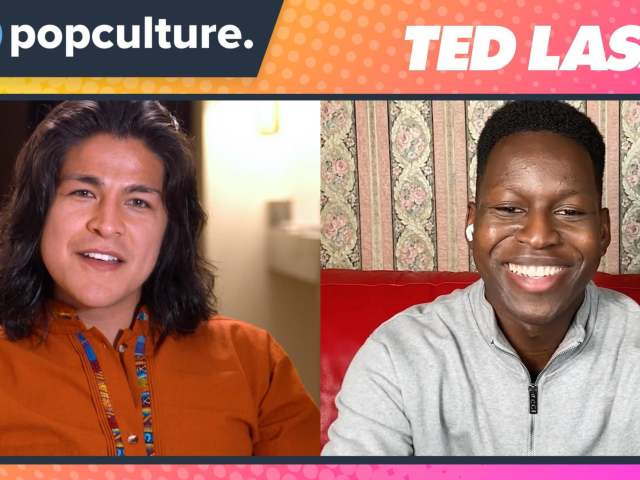 Cristo Fernandez and Toheeb Jimoh Talk Ted Lasso - Popculture.com Exclusive Interview
