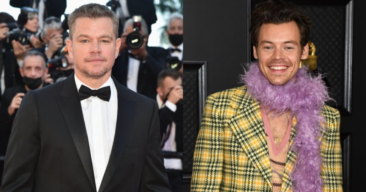 Matt Damon Reveals the Sweet Gift Harry Styles Gave His Daughter.jpg