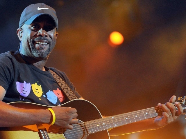 Darius Rucker Explains How He Decided to Record 'Wagon Wheel'