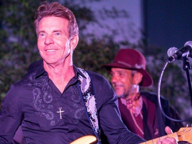 Dennis Quaid Joins the Bellamy Brothers for Cover of 'I Can Help'