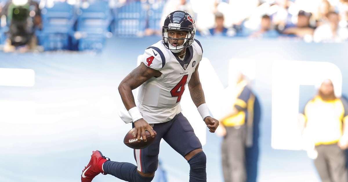 Deshaun Watson Houston Texans big decision future