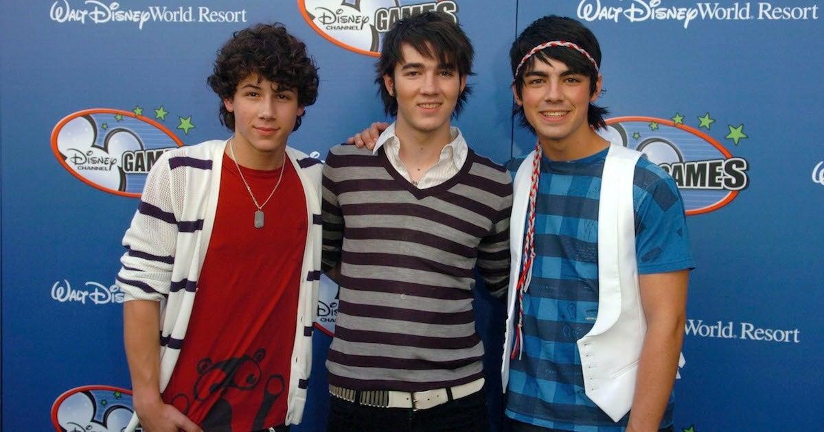 Disney Channel Games Jonas Brothers