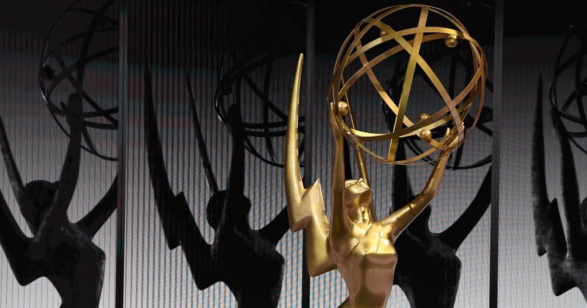 emmy awards statue getty images