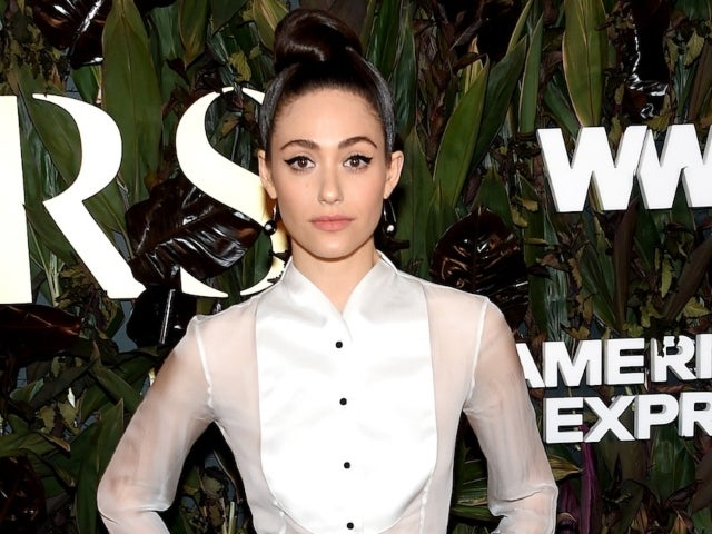 Emmy Rossum Reveals First Photo of Baby Girl After Secretly Giving Birth