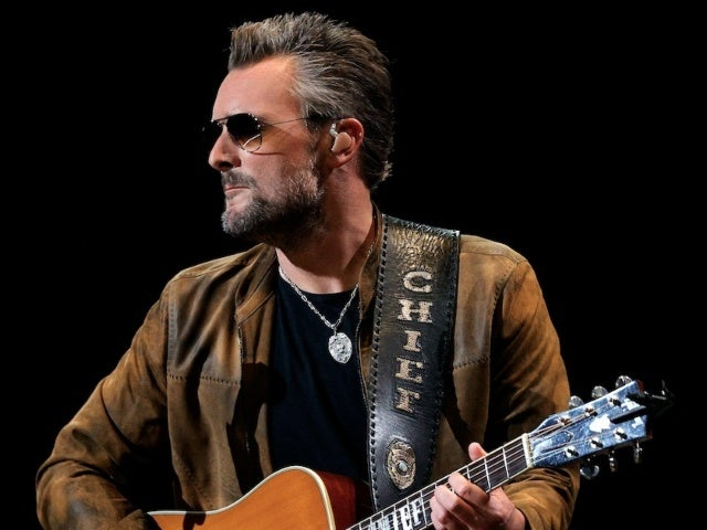 Eric Church Shares How He Came up With the Album Title for 'Chief'