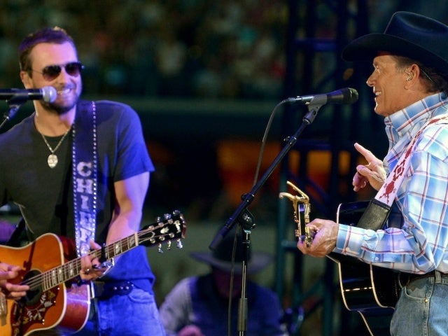 Eric Church and George Strait Bonded Over James Brown