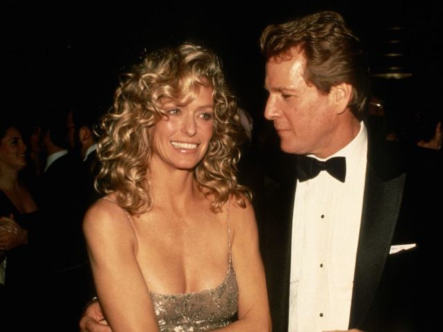Ryan O'Neal Posts Touching Photo of His 'Angel' Farrah Fawcett Over a Decade After Her Death
