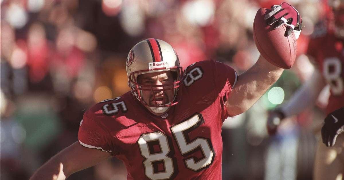 Greg Clark, former 49ers tight end dead 49