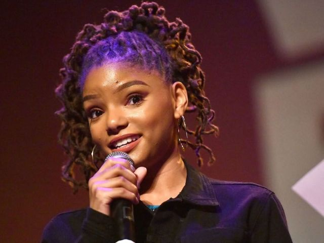 'The Little Mermaid': First Look at Halle Bailey's Ariel Revealed for Live-Action Remake