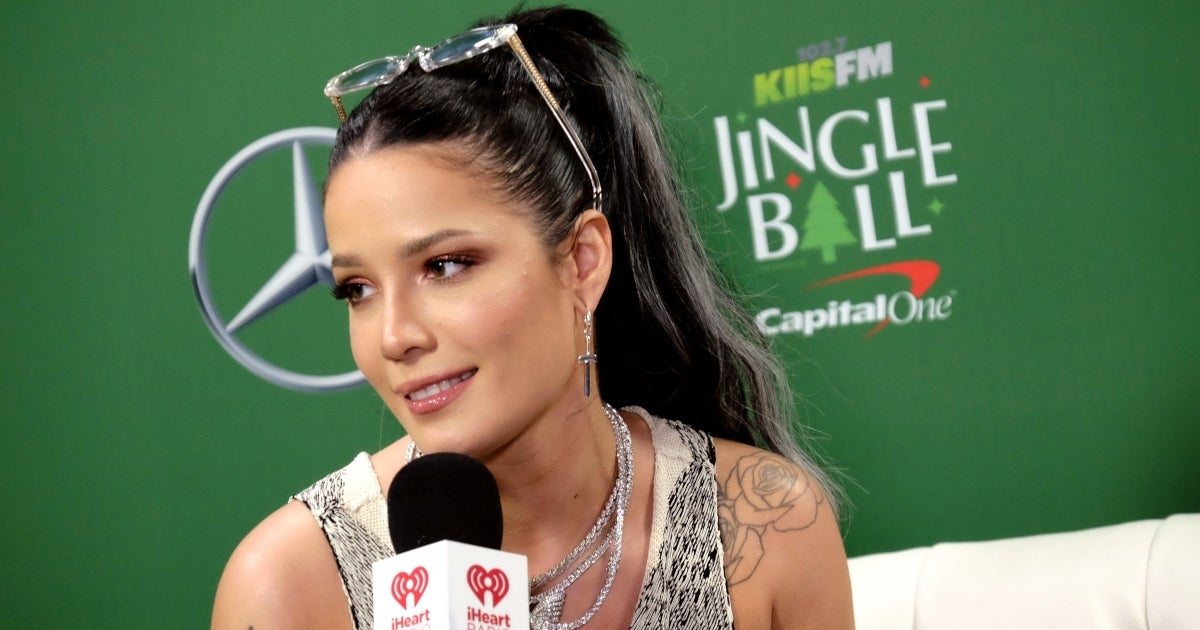 halsey getty images