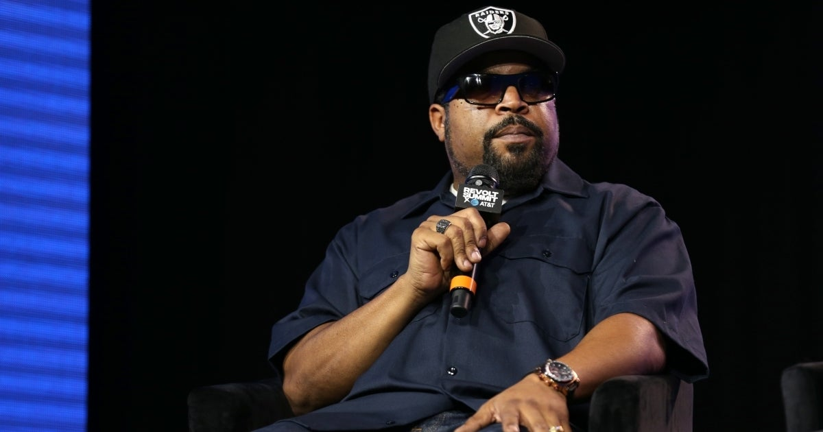 ice cube getty images