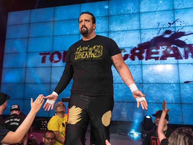 Tommy Dreamer Passes on Positive Update on Terry Funk's Health