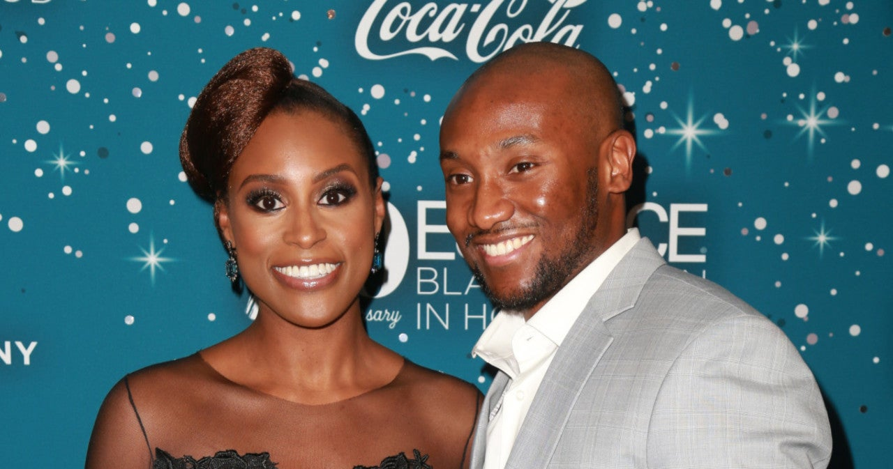 Issa Rae Surprises Fans With Photos From Intimate Wedding to Longtime Boyfriend Louis Diame.jpg