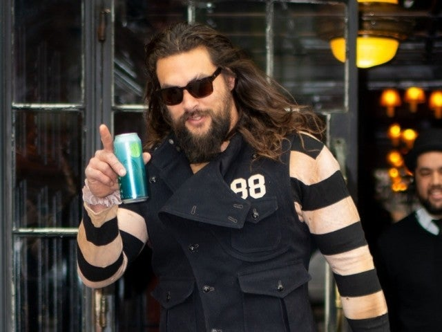 Jason Momoa: How the 'Aquaman' Star Is Helping Protect the Earth in Real-Life