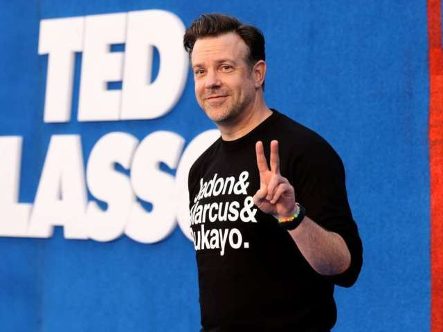 Jason Sudeikis Responds After 'Ted Lasso' Teases Charles Barkley's Golfing Abilities