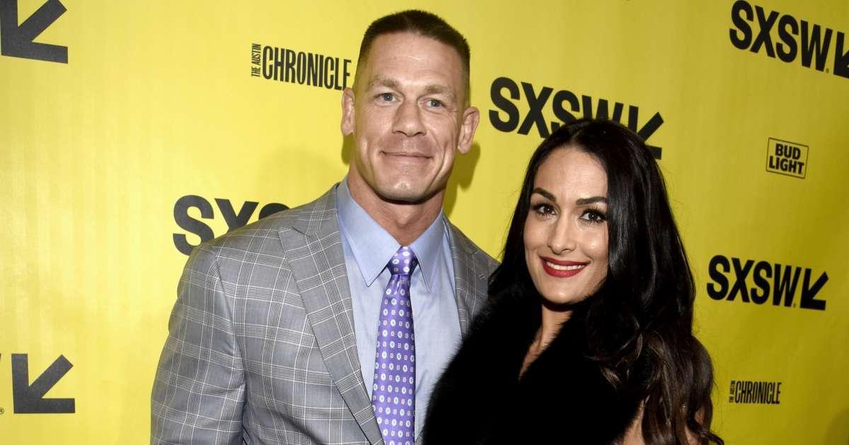 John Cena desire start family sparks response Nikki Bella
