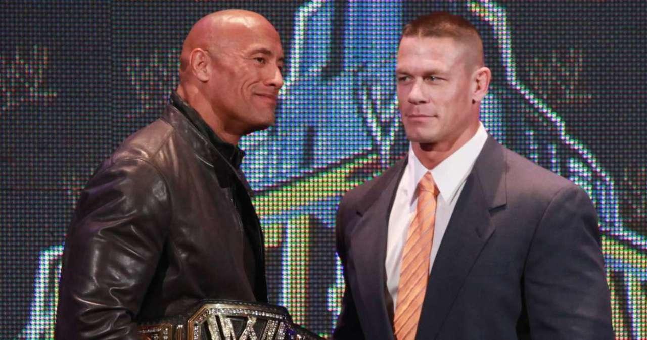 John Cena Reacts to Dwayne 'The Rock' Johnson's Potential Return to WWE.jpg