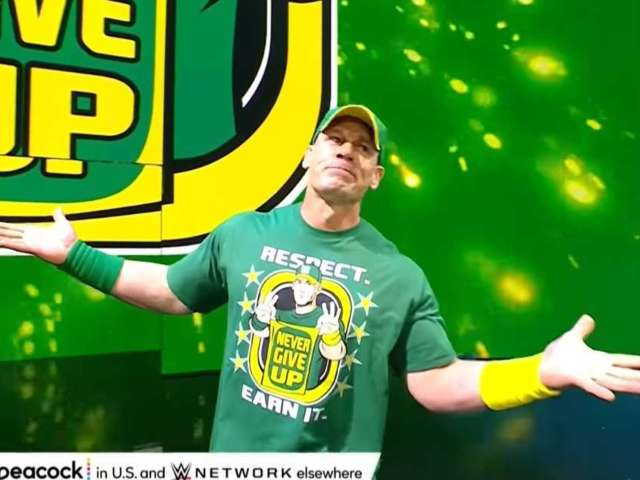 Watch: John Cena Makes WWE Return at Money in the Bank, and Fans Go Wild