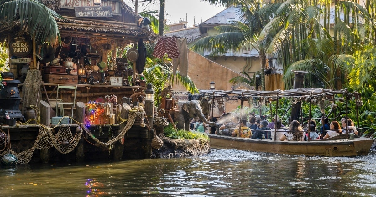 jungle cruise new getty images