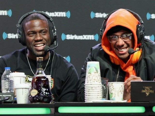 Kevin Hart Shares Nick Cannon's Real Phone Number to All of Atlanta With 'Fatherhood' Quip
