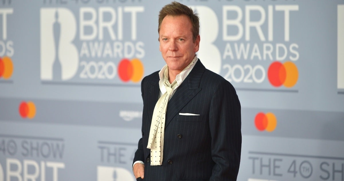 kiefer sutherland getty images