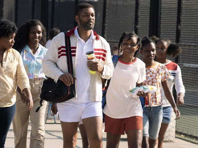 'King Richard' Trailer: Will Smith Portrays Venus and Serena Williams' Dad in New Biopic