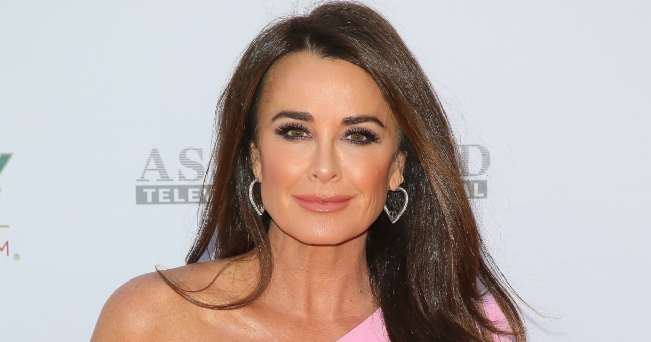 'Real Housewives' Star Kyle Richards Hospitalized.jpg