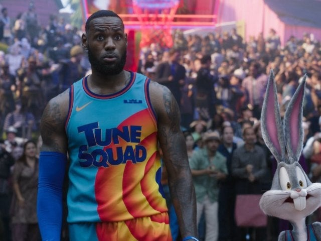 'Space Jam: A New Legacy' Cast 'Impressed' With LeBron James (Exclusive)