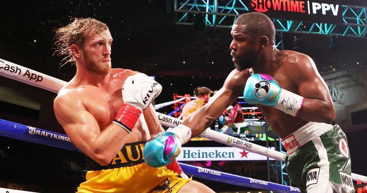 Logan Paul Floyd Mayweather rematch guarantee