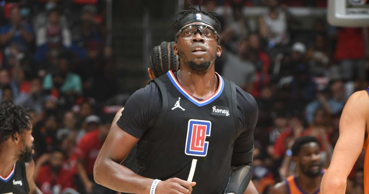 Los Angeles Clippers Reggie Jackson tearful message team playoff loss