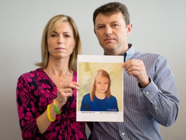 Madeleine McCann Investigators Gain Major Show of Support in Primary Suspect Search