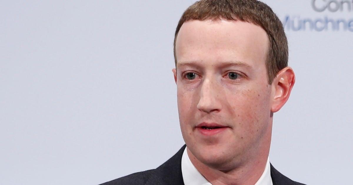 mark zuckerberg getty images